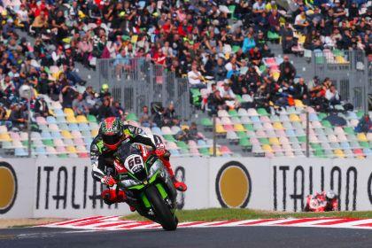 World Superbike Magny Cours Paddock Pass